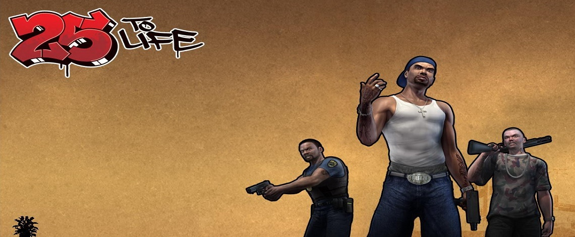 25 to life game for pc, 3rd person shooting game by duzzgames