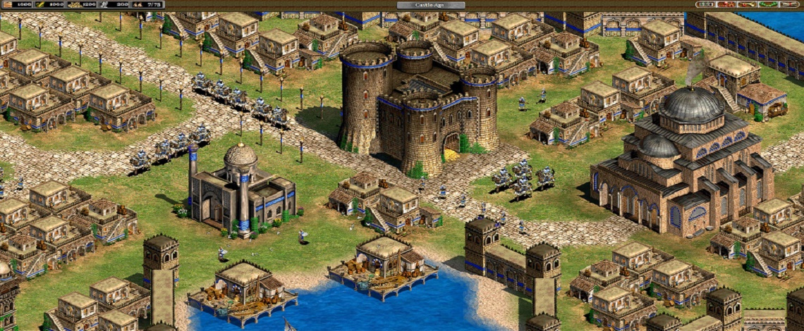 Empire Earth, a single player action, strategy game having civilizations and featuring war, fight and battleships.