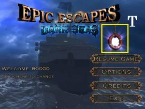 Epic Escapes Dark Seas a puzzel game for pc