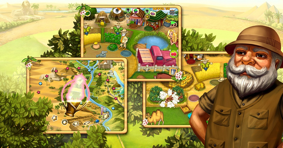 farm mania 2 game free download a strategy based single player pc game, having farm and pets