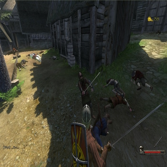Mount and Blade, action oriented single player pc game