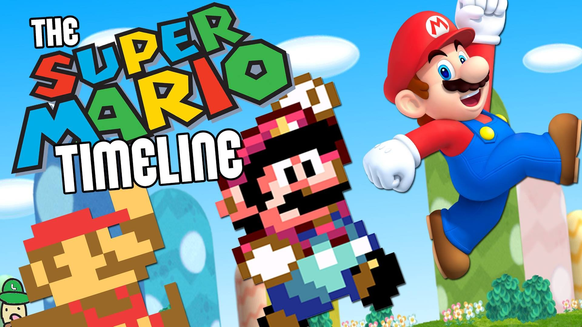 Play online Super Mario Maker PC