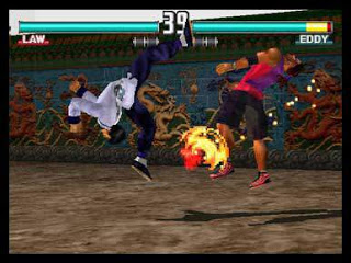 Tekken 3 Game Fight Seen