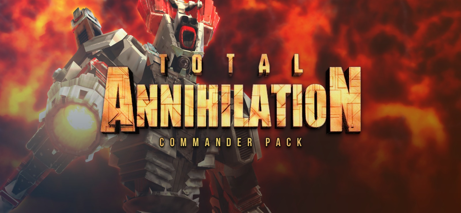 total annhilation, a war game for pc, free download