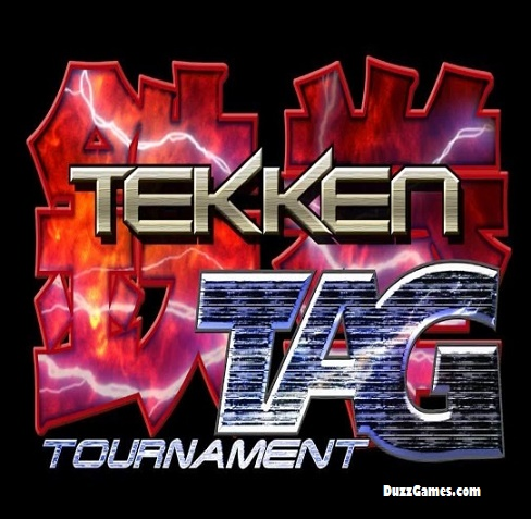 Tekken Tag Tournament game logo