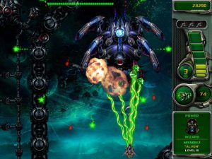 Star Defender 4, full version pc shooting game for children