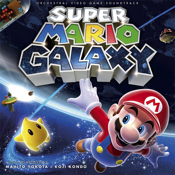 Super Mario Galaxy, an action based adventure, 3D game for pc