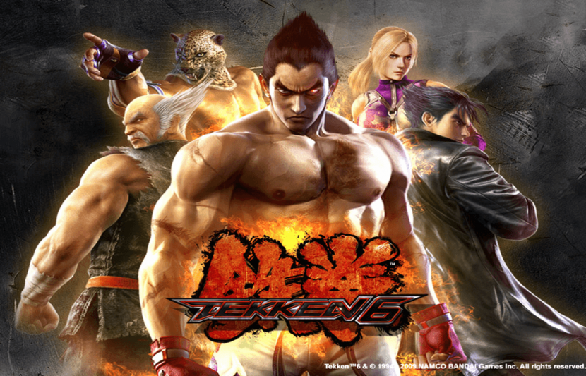 Download tekken 6 torrent game for pc.