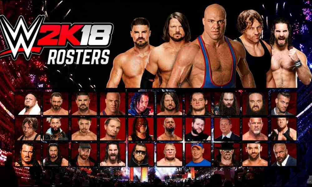 WWE-2k18-team-rosters